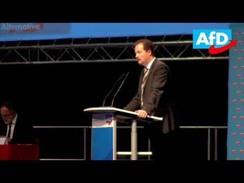 """Martin Sichert: """"Das Zeitalter der AfD ist angebrochen"""""""