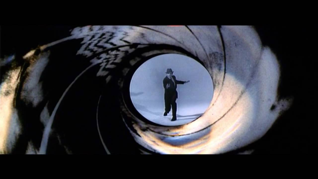 James Bond Watch >> James Bond Gunbarrel Sequences 1962-2008 - YouTube