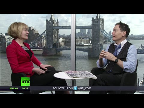 Keiser report: UK's crackhead economic policies (E726)