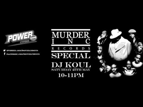 DJ KOUL - Murder Inc Special (Power Radio Cyprus)