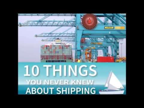 Ten things you did not know about shipping