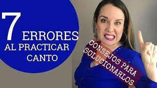 Download Lagu 7 ERRORES al practicar canto | SOLUCIONES y consejos | Dra. Voz Gratis STAFABAND
