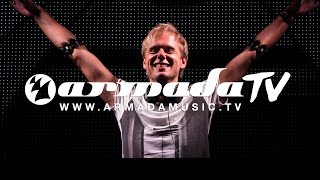 Behind the scenes – Armin van Buuren controls lights and stage effects live using MYO Armband