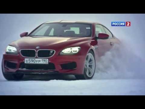 BMW: школа зимнего вождения Winter Challenge, Красноярск