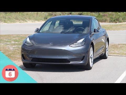Tesla Model 3 - Autopilot Road Trip Experience