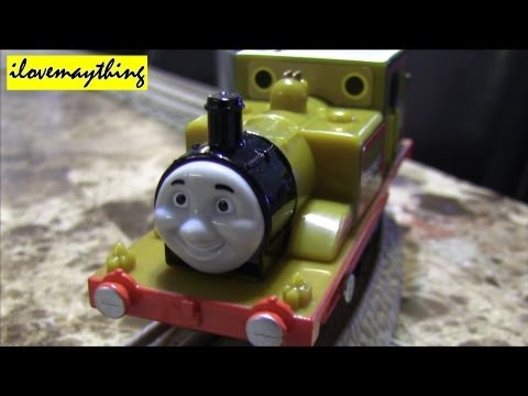 Stepney - Thomas and Friends Trackmaster Motorized Engine (Toy Train)