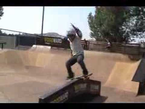 Evan - skateboard kid