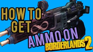 Borderlands 2 Easy Infinite Ammo Glitch Any Character Working Newest Patch Any Console