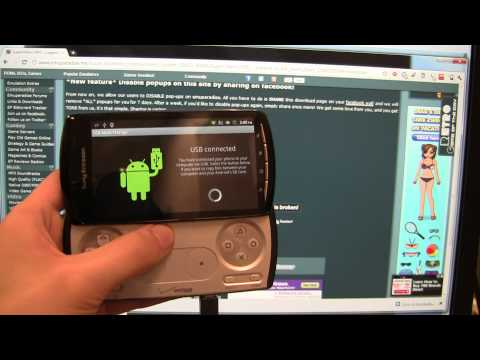 [HD] Xperia Play - Android Emulator Setup