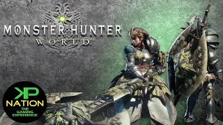 Monster Hunter: World || Playthrough || XBOX ONE
