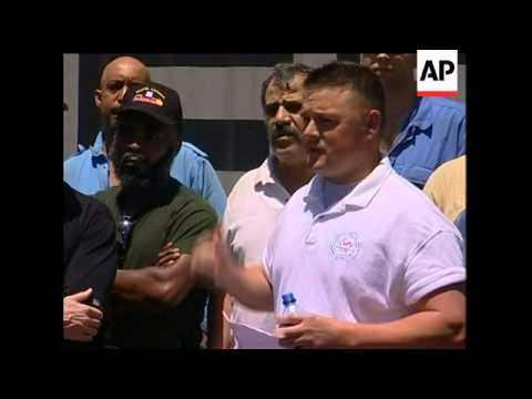 The crew of the Maersk Alabama spoke to the media in Kenya a day after snipers freed their ship's ca