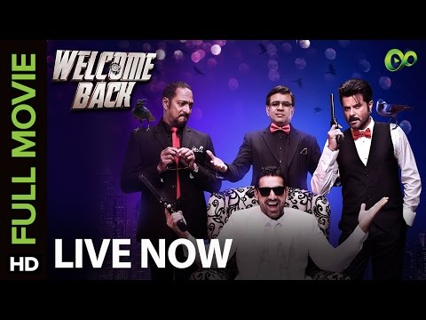 Welcome Back | Full Movie On Eros Now | John Abraham, Nana Patekar, Anil Kapoor, Paresh Rawal