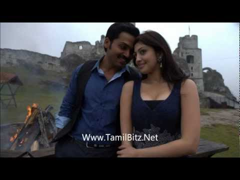 Manasellam Mazhaiye Saguni Song Hd Full video