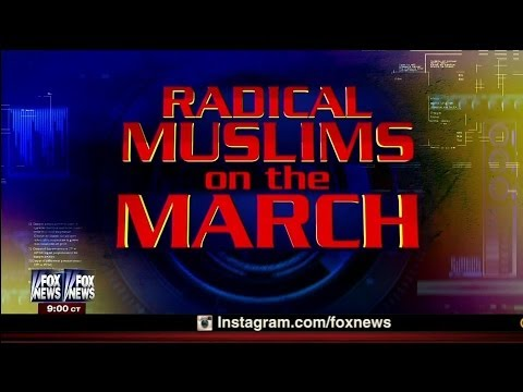 'Radical Muslims On The March' - [COMPLETE] - Hannity Investigation - Fox News