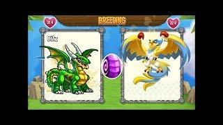 Vũ Liz Dragon City Tập 10 : Lai 2 Con Rồng Heroic Này Với Nhau Và Cái Kết ... !!