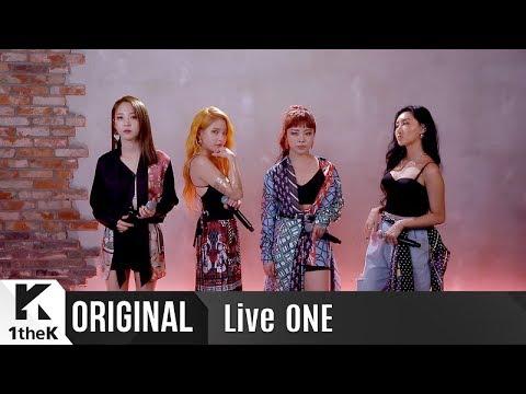 download lagu LiveONE(라이브원): MAMAMOO(마마무) _ Egotistic(너나 해) gratis
