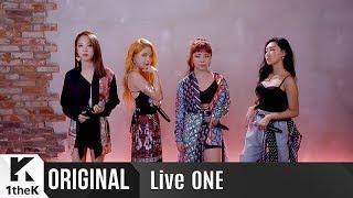 Download Lagu LiveONE(라이브원): MAMAMOO(마마무) _ Egotistic(너나 해) Gratis STAFABAND