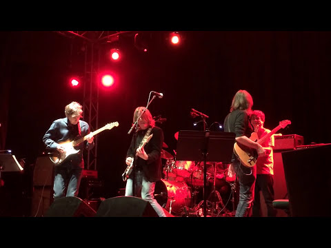 Eric Johnson, Mike Stern, Anton Fig, Chris Maresh -- Dallas, Granada Theater