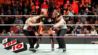 Download Top 10 Raw moments: WWE Top 10, October 2, 2017 3Gp Mp4