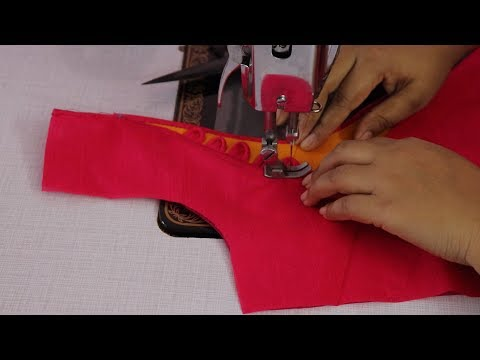 Beauty Fashion Blouse Design Cutting and Stitching 2018