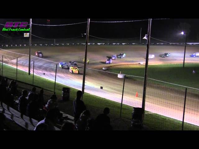 IMCA Modified A Feature Thunderhill Speedway 8 3 13