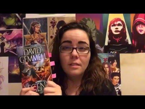 Book Review: David Gemmell's Legend
