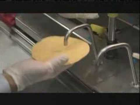 Taco Bell- A peek behind the counter: How the food is made