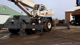 1999 TEREX RT160 For Sale