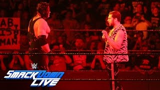 Kane cuts in on Fandango's dance lesson: SmackDown LIVE, Sept. 6, 2016
