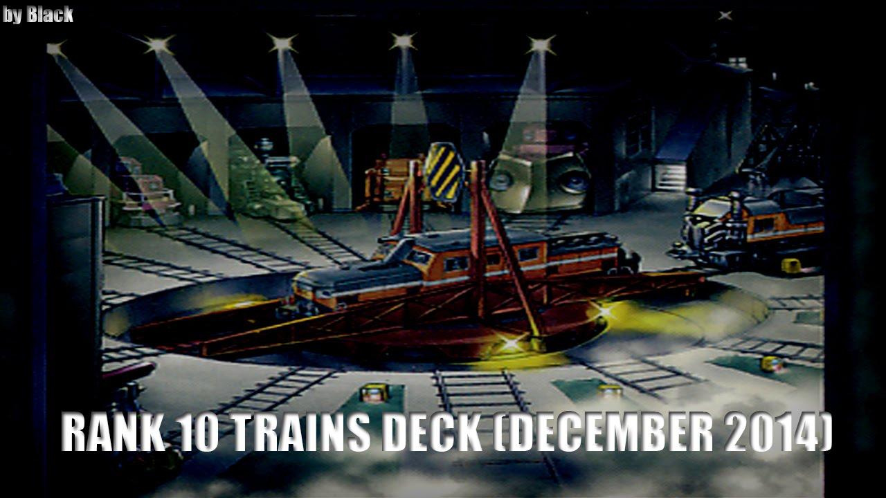 Level Decks Yugioh Yugioh Rank 10 Trains Deck