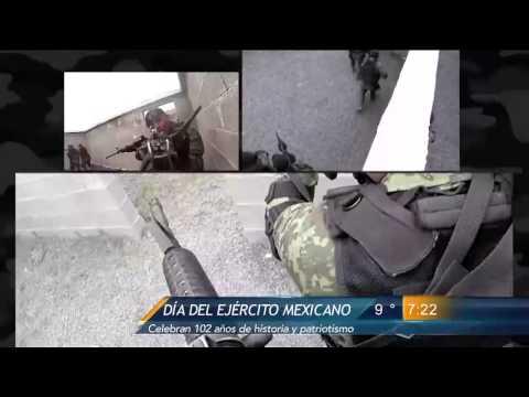 Las Noticias Hoy es el Día del Ejército Mexicano: celebran 102 años de historia y patriotismo