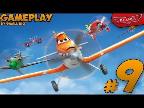 Zagrajmy W Samoloty Odc.9 Koniec Gry