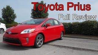 2015 Toyota Prius Persona Series: Full Review