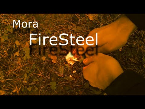 FireSteel - Review - Mora of Sweden