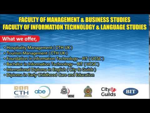 Hospitality & Tourism management programmes @ PATHE Academy   YouTube