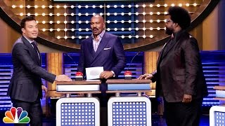 Download Lagu Tonight Show Family Feud with Steve Harvey and Alison Brie Gratis STAFABAND