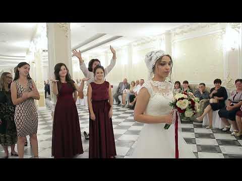 Несподіване освідчення на весіллі в Станіславському дворі 9.09.2018 kinocompany