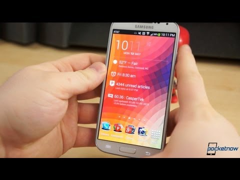 Enhance Your Galaxy S 4 With These Apps video