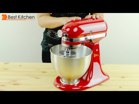 Kitchenaid Stand Mixer Review
