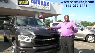 Huge Rebates at Barkau Chrysler Dodge Jeep Ram of Freeport