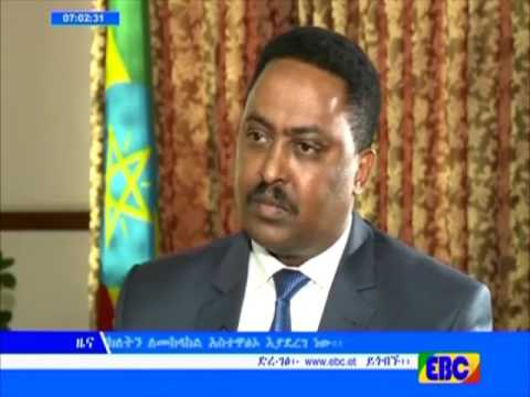 Interview With Ethiopian Minister of Foreign Affairs Workneh Gebeyehu