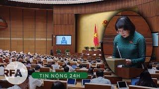 Tin nóng 24H | Nguyễn Phú Trọng biệt tăm, Phó chủ tịch VN thay thế trình Quốc hội về Công ước số 98