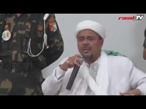 CELAKA umat wahabi tuduh habaib dzuriyat Rosul sebagai syiah (Habib Riziq )