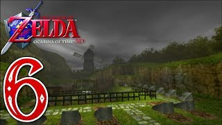 Zelda Ocarina of Time 3D [German][100%][#6] Nachts auf dem Friedhof!