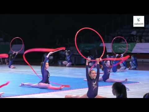 Apresentação GUIMAGYM - Sarau de Dança e Fitness