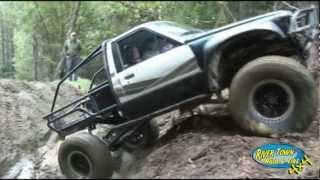 4x4 Extreme Off-Road in the mud Southern Oregon