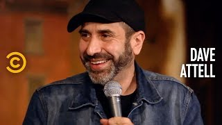 "Dave Attell: ""There Is No Romantic Way to Fist Someone"""