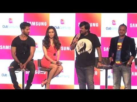 Shraddha Kapoor Shahid Kapoor On Their Favourite Film And Song