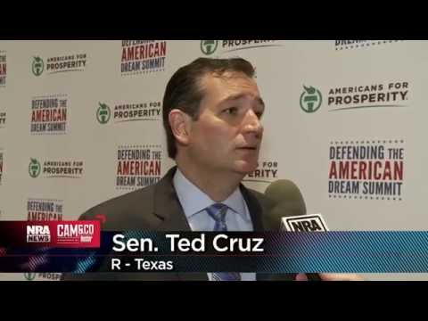 NRA News Cam & Co | Senator Ted Cruz (R-TX) on Obama, Foreign Policy, and the NRA, August 30, 2014