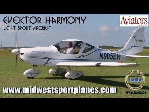 Evektor Harmony, Evektor SportStar, Evektor Max by Evektor Aircraft, Dreams Come True Aviation